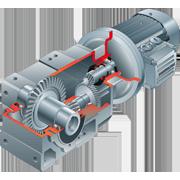 Цилиндроконические мотор-редукторы