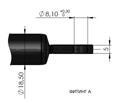 Газовые пружины Suspa 16-2 (80N-750N)