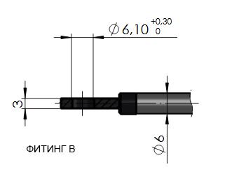 Газовые пружины Suspa 16-1