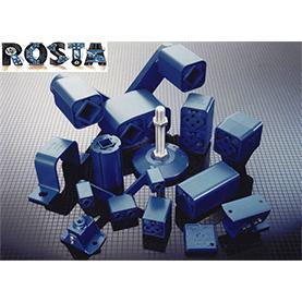 Виброопоры Rosta для промышленного оборудования