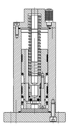 Ударные механизмы серии FKL mi