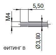 Газовые пружины Suspa 16-12